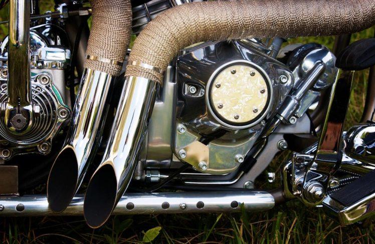 harley davidson engine detail
