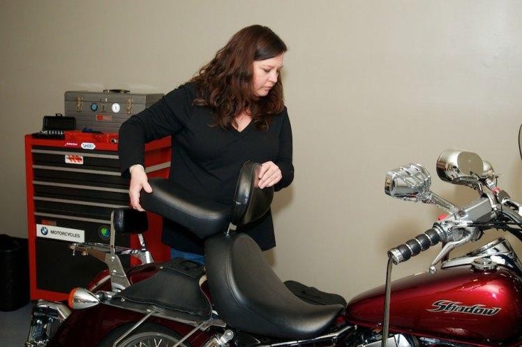 Honda Shadow Aero Performance Modifications – The Bikers Garage