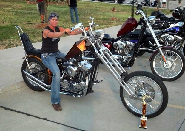 sportster chopper winner best in show
