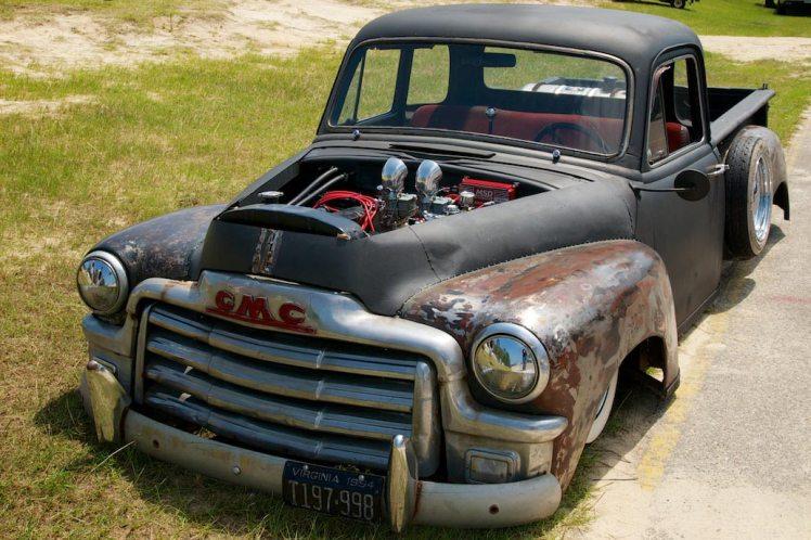 1954 gmc truck