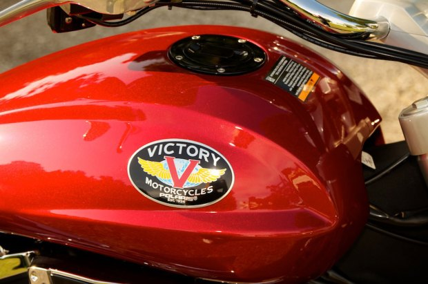 victory cross roads gas tank