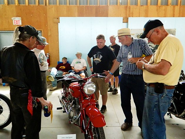 red vincent owners club