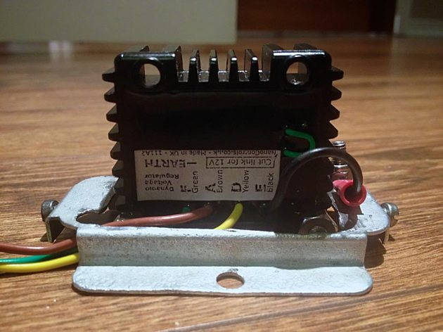 vincent solid state rectifier