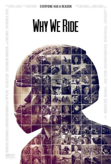 why we ride film dvd cover