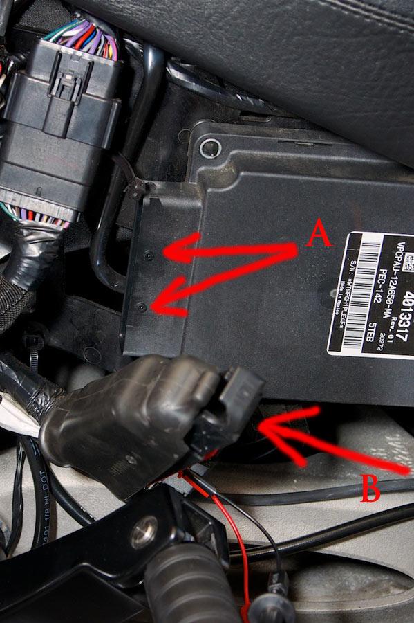 Dsc on Bad Throttle Position Sensor