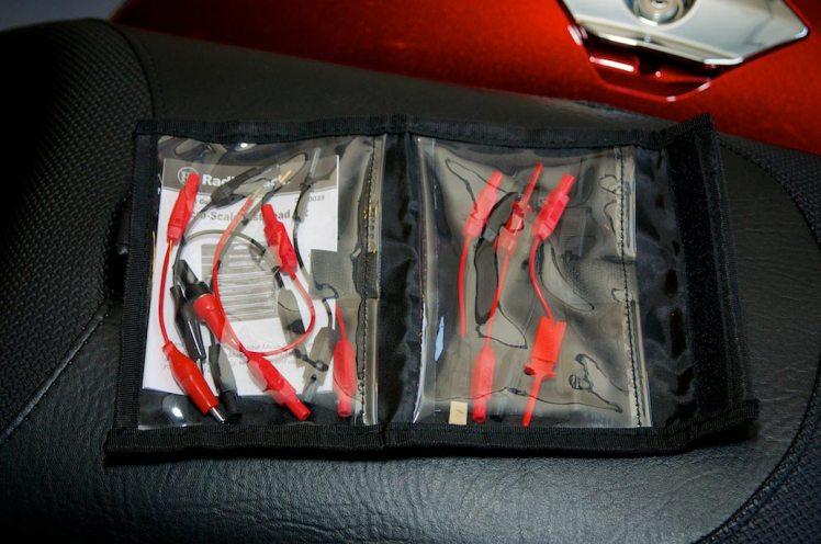radio shack micro scale leads kit