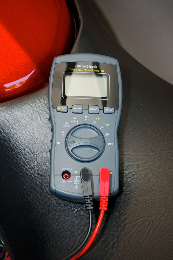 radio shack t-rms digital multimeter
