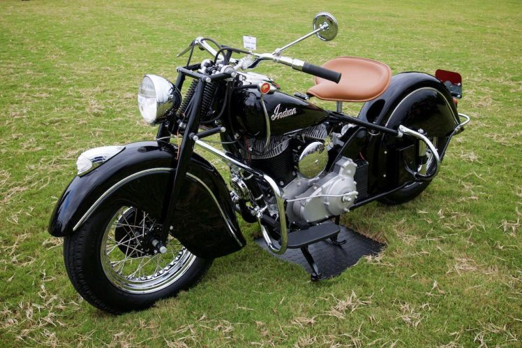 restored 1948 indian chief